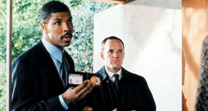 Eriq La Salle e Clark Gregg in One Hour Photo