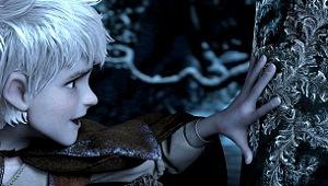 Jack Frost in Le 5 leggende
