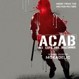 La copertina del CD di ACAB - All Cops Are Bastards