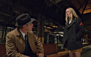 Ewan McGregor e Dakota Fanning in American Pastoral