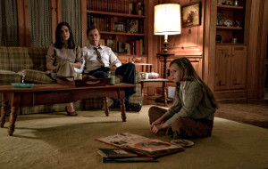 Jennifer Connelly, Ewan McGregor e Hannah Nordberg in American Pastoral
