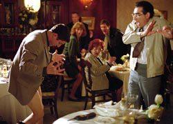 Jason Biggs e Eugene Levy in American Pie - Il matrimonio