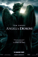 La locandina di Angeli e Demoni