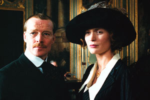 Iain Glen e Jane Alexander