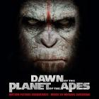 La copertina del CD di Apes Revolution