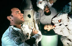 Tom Hanks, Kevin Bacon e Bill Paxton in Apollo 13