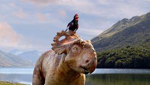 Pachi e Alex in A spasso con i dinosauri