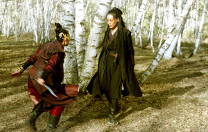 Shu Qi in un momento di The Assassin