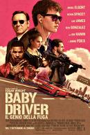 La locandina di Baby Driver - Il genio della fuga