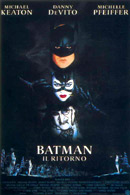 La locandina di Batman - Il ritorno
