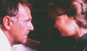 Tom Wilkinson e Sissy Spacek in In the Bedroom