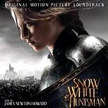 La copertina del CD di Biancaneve e il Cacciatore
