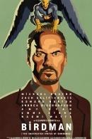 La prima locandina statunitense di Birdman