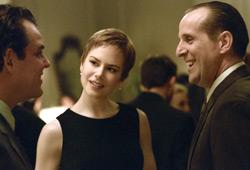 Danny Huston, Nicole Kidman e Peter Stormare Cameron Brigth in Birth - Io sono Sean