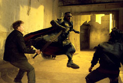 Wesley Snipes in una scena