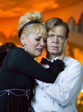 Sharon Stone e William H. Macy