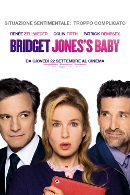 La locandina di Bridget Jones's Baby