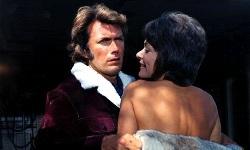 Clint Eastwood e Jessica Walter in Brivido nella notte