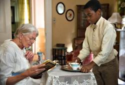 Vanessa Redgrave e Michael Rainey Jr in The Butler - Un maggiordomo alla Casa Bianca