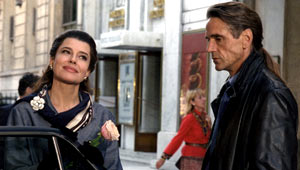 Fanny Ardant e Jeremy Irons in Callas Forever