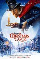 La locandina statunitense di A Christmas Carol