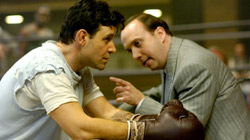 Russell Crowe e Paul Giamatti in Cinderella Man