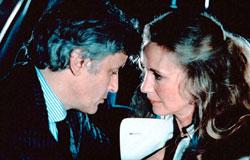 Jacques Perrin e Brigitte Fossey in una scena di Nuovo Cinema Paradiso