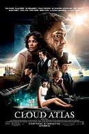 La locandina di CLoud Atlas