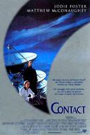 La locandina di Contact