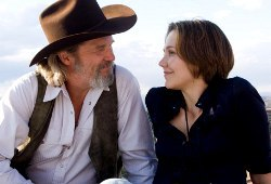 Jeff Bridges e Maggie Gyllenhaal in Crazy Heart