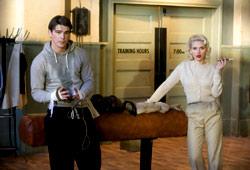 Josh Hartnett e Scarlett Johansson in Black Dahlia
