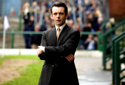 Michael Sheen in Il maledetto United