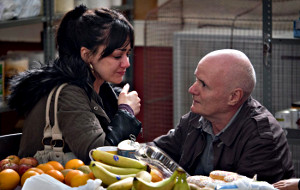 Hayley Squires e Dave Johns in Io, Daniel Blake