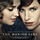 La copertina del CD di The Danish Girl