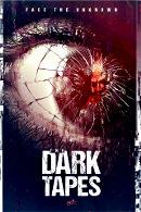 La locandina di The Dark Tapes