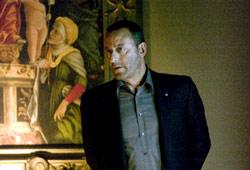 Jean Reno in Il codice Da Vinci