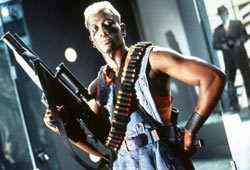 Wesley Snipes in Demolition Man