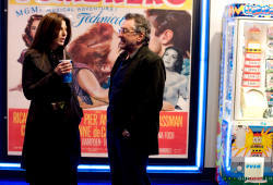 Catherine Keener e Robert De Niro in Disastro a Hollywood
