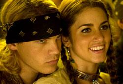 Emile Hirsch e Nikki Reed