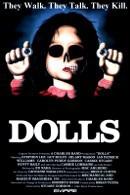 La locandina statunitense di Dolls - Bambole