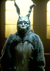 Una scena di Donnie Darko
