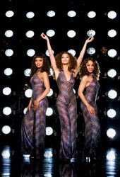 Sharon Leal, Beyoncé Knowles e Anika Noni Rose in Dreamgirls