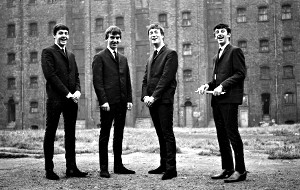 Paul McCartney, George Harrison, John Lennon e Ringo Star in The Beatles: Eight Days a Week
