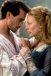 Joseph Fiennes e Cate Blanchett