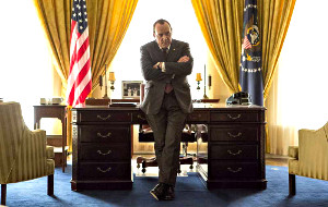 Kevin Spacey in Elvis & Nixon