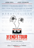 La locandina di The End of the Tour - Un viaggio con David Foster Wallace