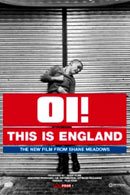 La locandina inglese di This is England