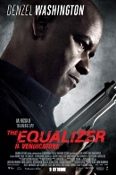 La locandina di The Equalizer - Il vendicatore