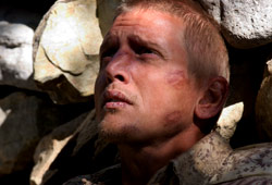 Barry Pepper in Le tre sepolture