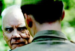 Malcolm McDowell in Evilenko